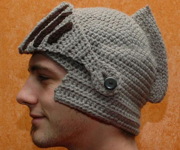 Knight Helmet Hat