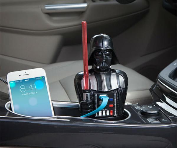 Darth Vader USB Charger